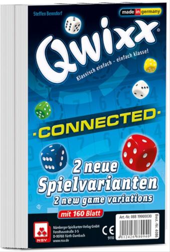 Qwixx - Connected Zusatzblock