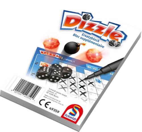 Schmidt Spiele Dizzle Ersatzblock