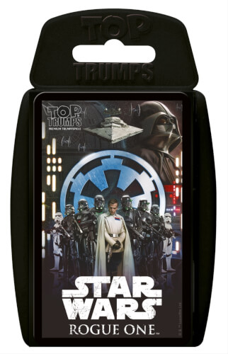 Winning Moves Top Trumps Star Wars Rogue