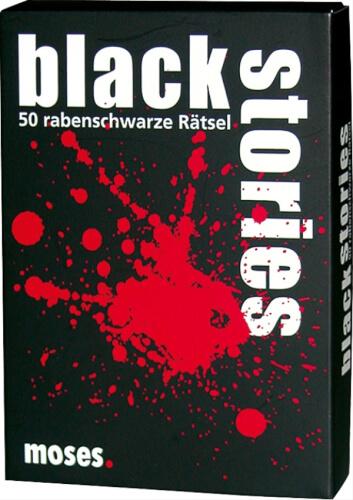 moses black stories - Teil 1