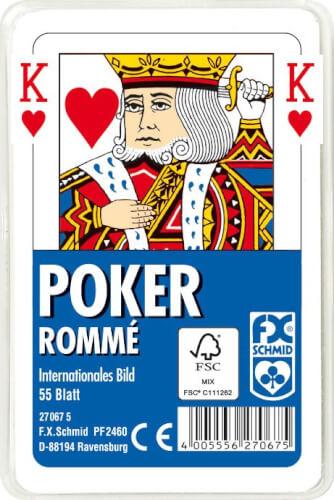 Ravensburger 27067 Poker, Internationales Bild