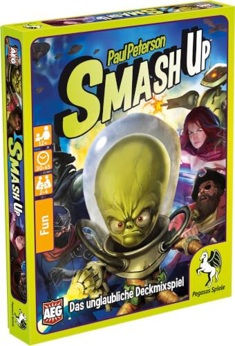Pegasus Spiele Smash Up