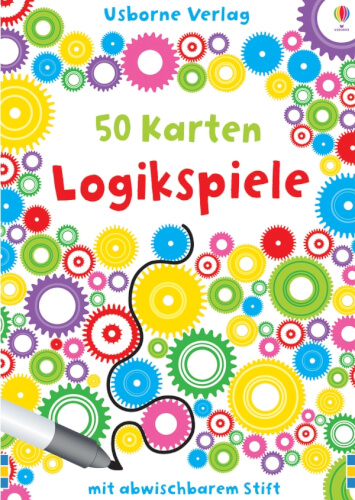Karten,50 Karten - Logikspiele