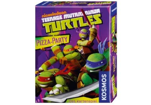 KOSMOS Teenage Mutant Ninja Turtles - Das Kartenspiel