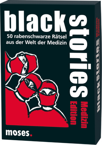 moses black stories - Medizin Edition