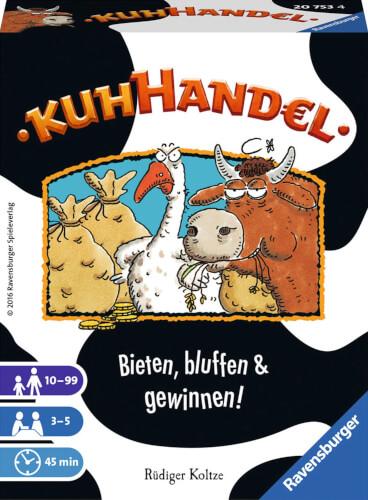Ravensburger 20753 Kuhhandel