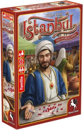 Pegasus Spiele Istanbul Das Würfelspiel