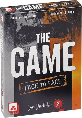 The Game Face to Face Kartenspiel