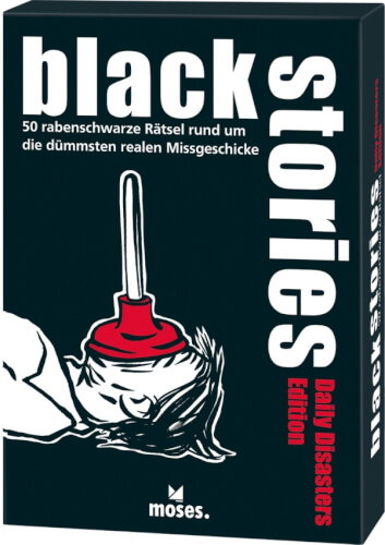 Moses black stories Daily Disasters