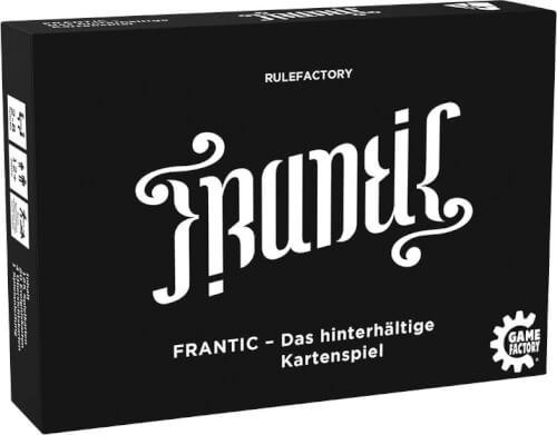 Gamefactory - FRANTIC