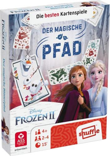 Disney's Frozen 2 (Die Eiskönigin 2) - Die besten Kartenspiele