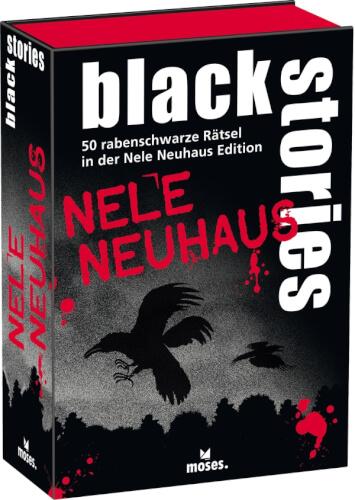 black stories Nele Neuhaus Autorenedition