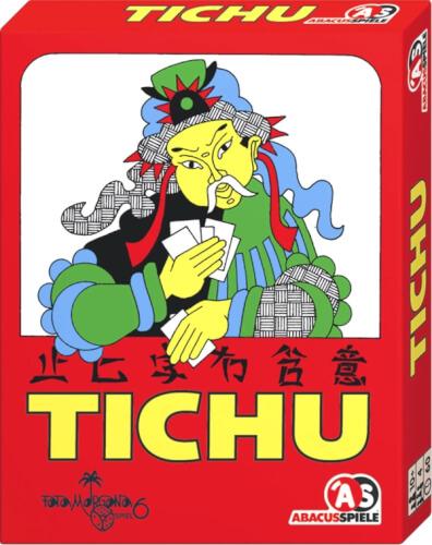 Abacusspiele Tichu