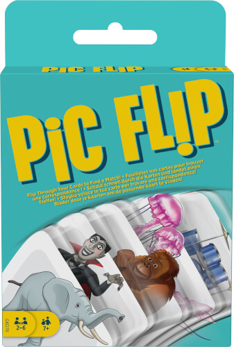 Mattel GKD70 Pic Flip