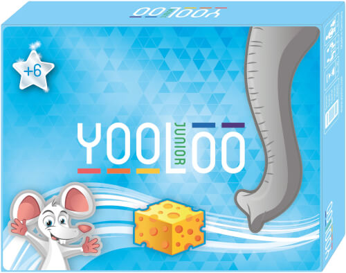 YOOLOO JUNIOR Kartenspiel