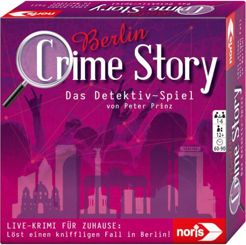 Simba  Crime Story - Berlin