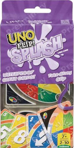 Mattel GXD74 UNO FLIP! Splash