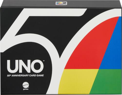 Mattel GXJ94 UNO 50th Premium