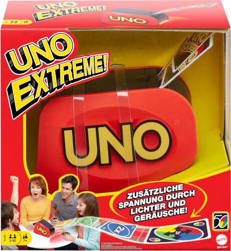 Mattel GXY75 UNO Extreme
