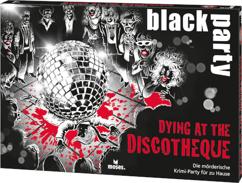 black party Dying at the Discotheque