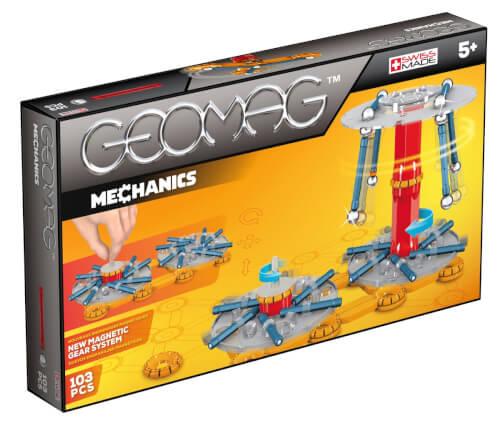 Geomag Mechanics 103-teilig
