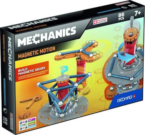 GEOMAG Mechanics Magnetic Motion 86 Teile