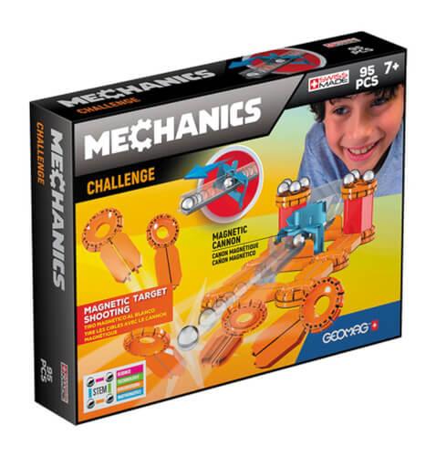 Mechanics Challenge 95 pcs