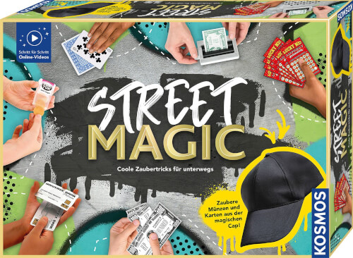 Kosmos Street Magic