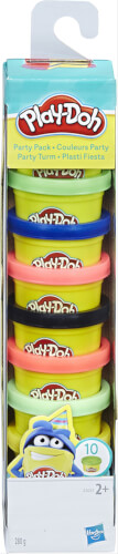 Hasbro 22037EU6 Play-Doh Party Turm, 10-teilig, ab 2 Jahren