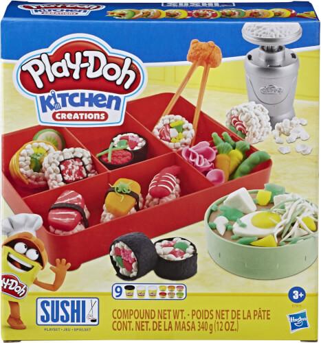 Hasbro E79155L0 Play-Doh Sushi Spielset