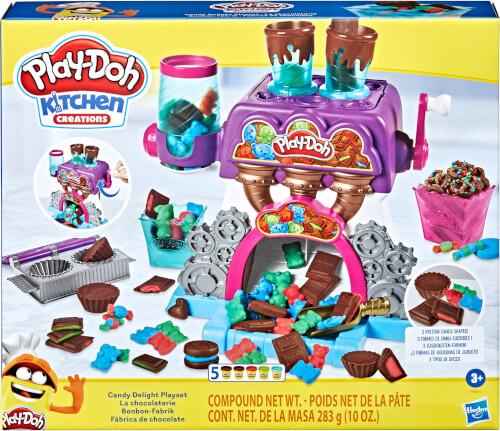 Hasbro E98445L0 Play-Doh CANDY DELIGHT PLAYSET