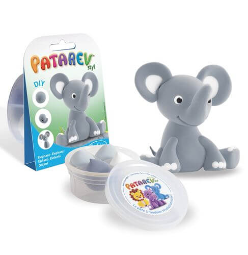 Sentosphere - Patarev Knete Elefant