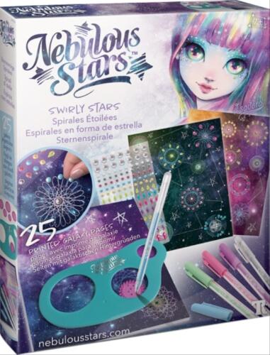 Nebulous Stars Sternenspirale