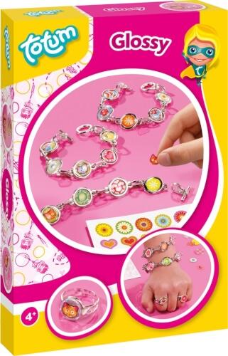 Totum Glossy Gliederarmbänder gestalten