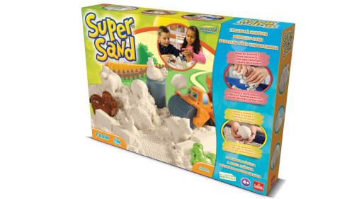Goliath 83235 Super Sand Farm 900 g