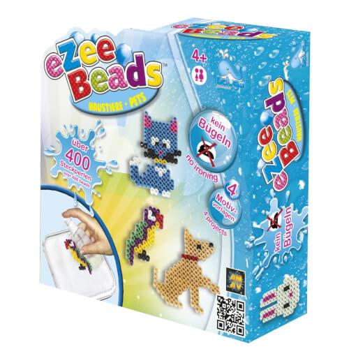 eZee Beads - Tiere 400 Perlen