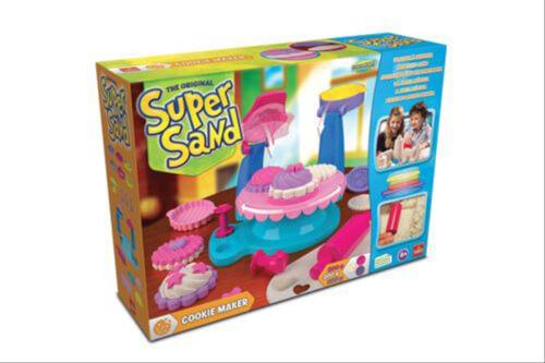 Super Sand Cookie Maker, ab 4 Jahren