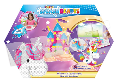 CRAZE Splash Beadys Unicorn Playset