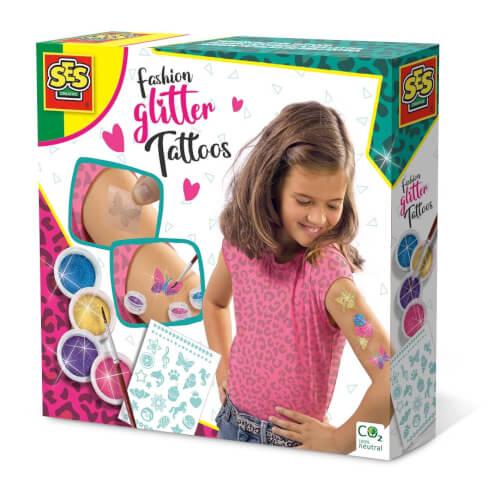 Fashion Glitter Tattoos