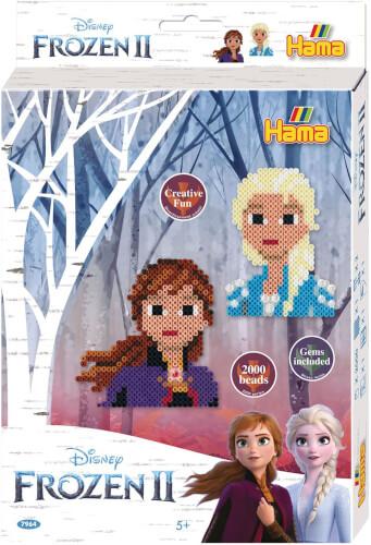 Hama® Bügelperlen Kleine Geschenkpackung Frozen 2 mit 2.000 Perlen