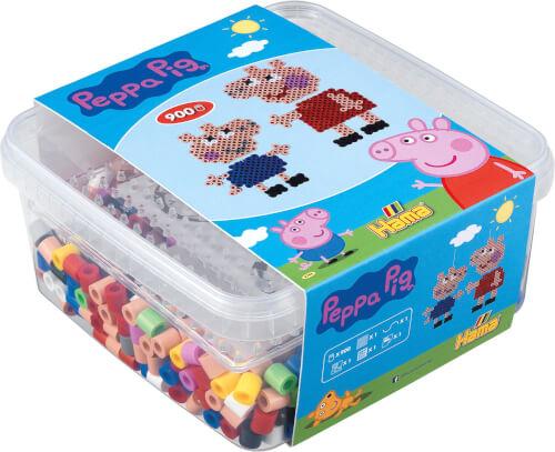HAMA Maxi-Perlen, Box Peppa Pig