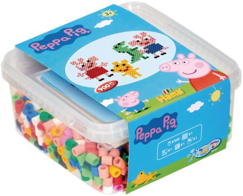 HAMA 8750 Maxi Perlen Box PEP 900 Stück