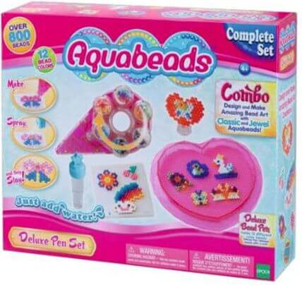 EPOCH Aquabeads 31529 Deluxe Pen Set 800 Stück