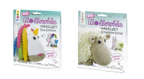 Maxi-Wollowbies Schaf