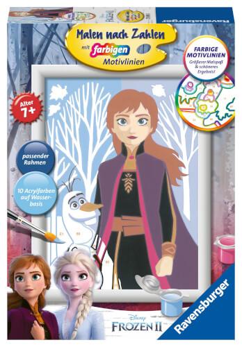 Ravensburger 27699 Malen nach Zahlen Disney Frozen 2