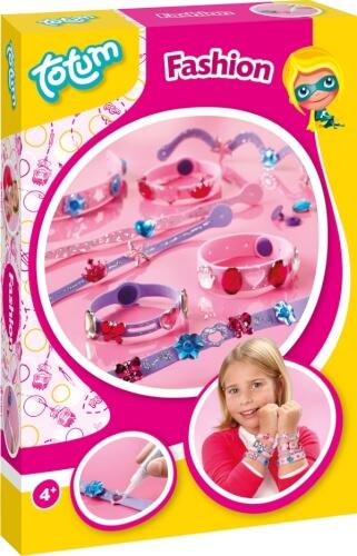 Totum Fashion Moosgummi Armbänder