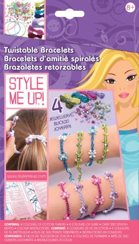 Style me up! Twistable Freundschaftsbänder