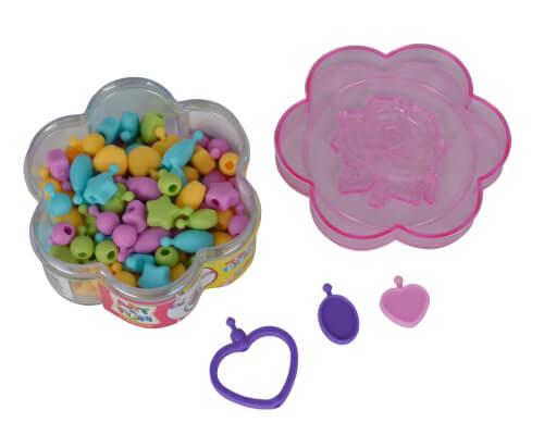 Simba Art & Fun  Snap Beads, 2-sortiert.