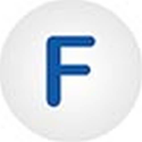 Clickhalbperle F, #= 12 mm
