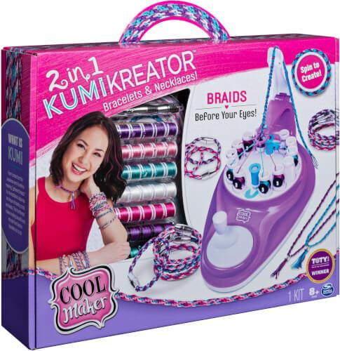 Spin Master Cool Maker Kumi Kreator 2 in 1